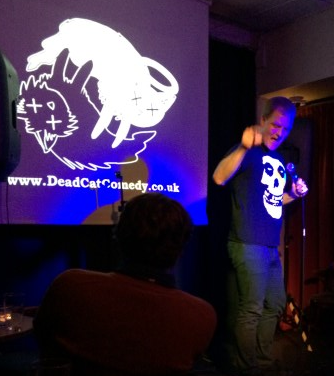 dead cat comedy - john hastings 3