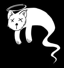 Dead kitty
