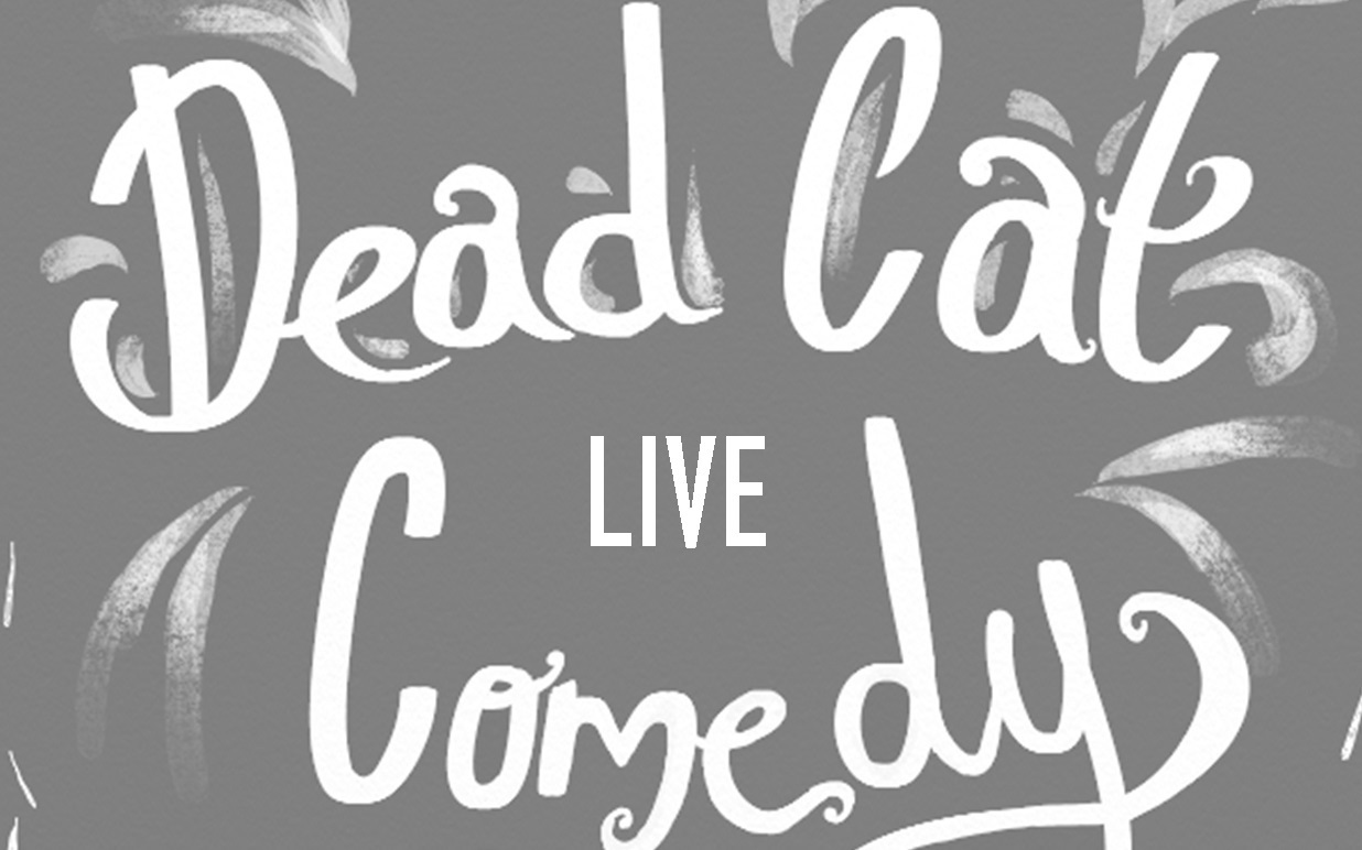 DEAD CAT COMEDY FLYER JPG_banner